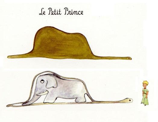 Мышь в удаве картинка
